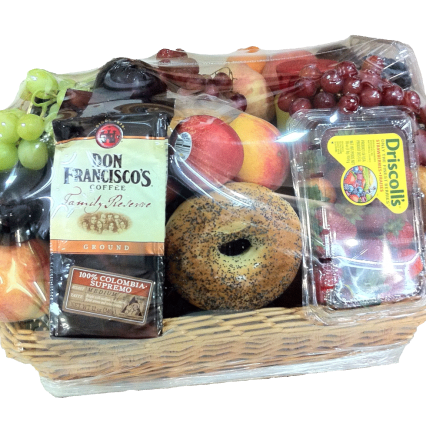 gift basket four corners grocery